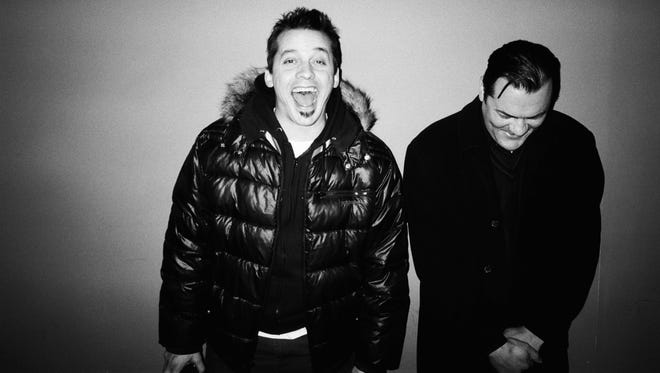 Hip-hop duo Atmosphere is set to perform March 2 at Downtown's Tricky Falls.