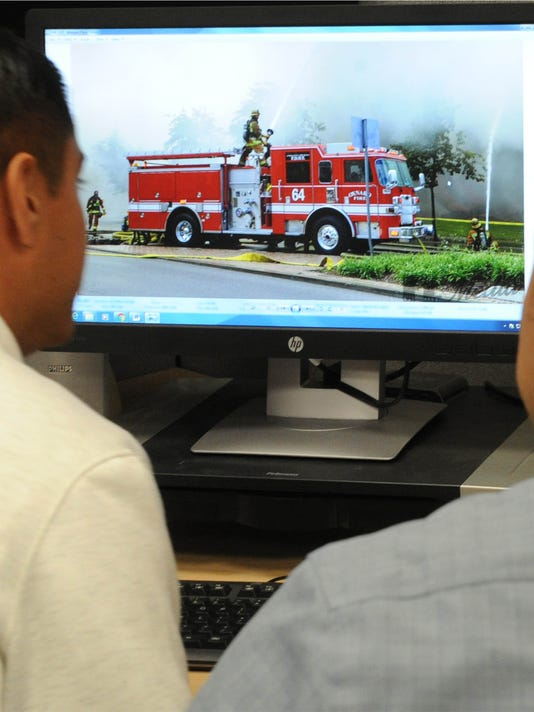 Oxnard Fire Department Internship 3