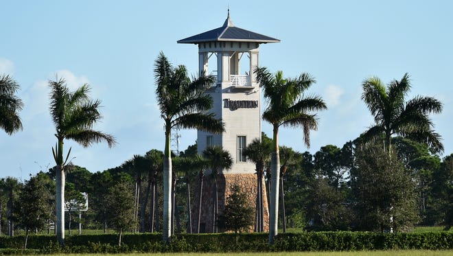 Locals are familiar with the Tradition tower that can be seen along Interstate 95 north of Tradition Parkway in western Port St. Lucie.