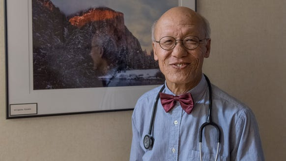 Dr. Shu-Dean Hsu is retiring from Sequoia Regional
