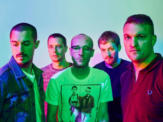 Cold War Kids will be at Bellwether Music Festival this weekend.