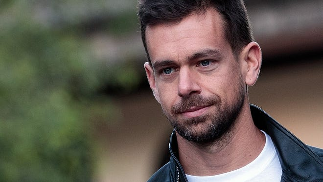Jack Dorsey, co-founder and CEO of Twitter attends the annual Allen & Company Sun Valley Conference on July 6, 2016 in Sun Valley, Idaho.