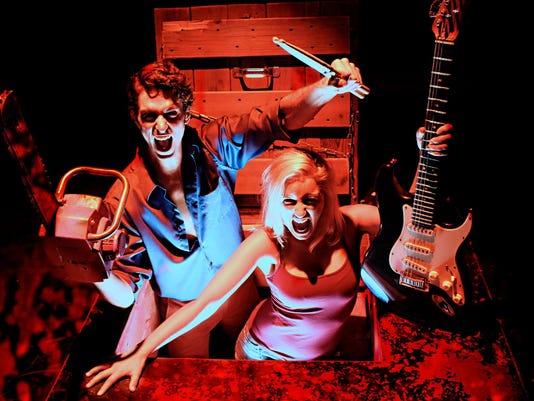 EvilDeadTheMusical_Steve-Xander-CarsonAsh_and_Kelly-KlopocinskiAnnie-Shelly-