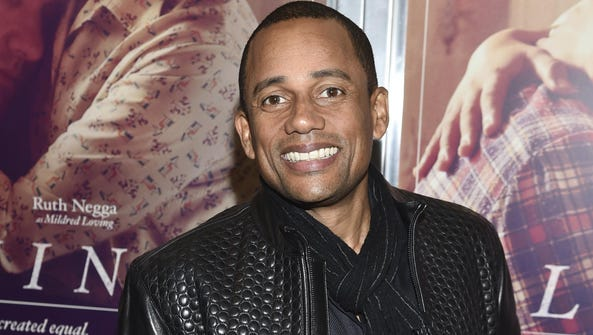 One confirmed guest is Hill Harper, the actor who played
