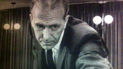 Irving Crane in 1970