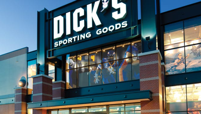 St. John Fisher College Alumnus Edward Stack is currently CEO and chairman of Dick's Sporting Goods.