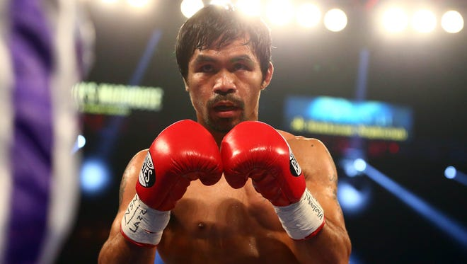 Manny Pacquiao said in an interview he supports the crackdown on sellers and users of narcotics led by Philippines President Rodrigo Duterte.