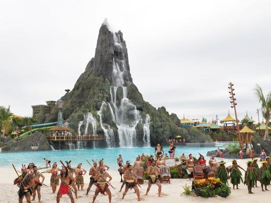 Volcano Bay Grand Opening at Universal Orlando