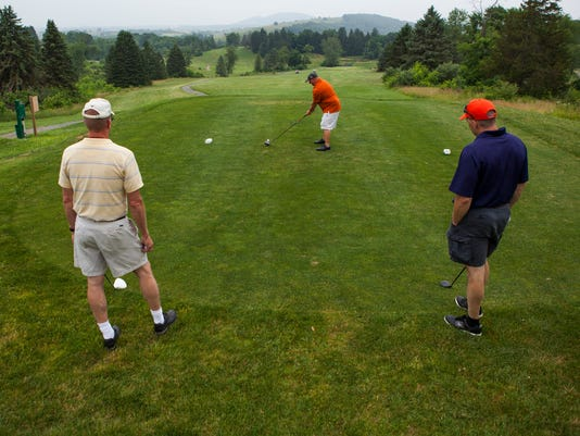 First responders golf