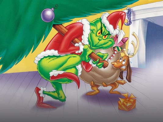 tv friday how the grinch stole christmas brims with humor - When Does How The Grinch Stole Christmas Come On Tv