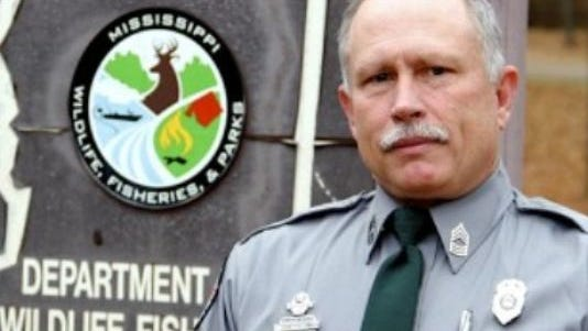 Master Sergeant John Collum, a 15 year veteran of the Mississippi Department of Wildlife, Fisheries and Parks,.