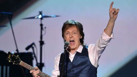 Paul McCartney, 72, was hospitalized with a viral infection in Tokyo, forcing an interruption of his Out There tour.