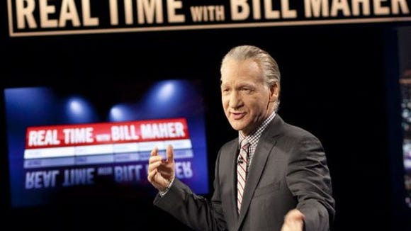 HBO comedian Bill Maher