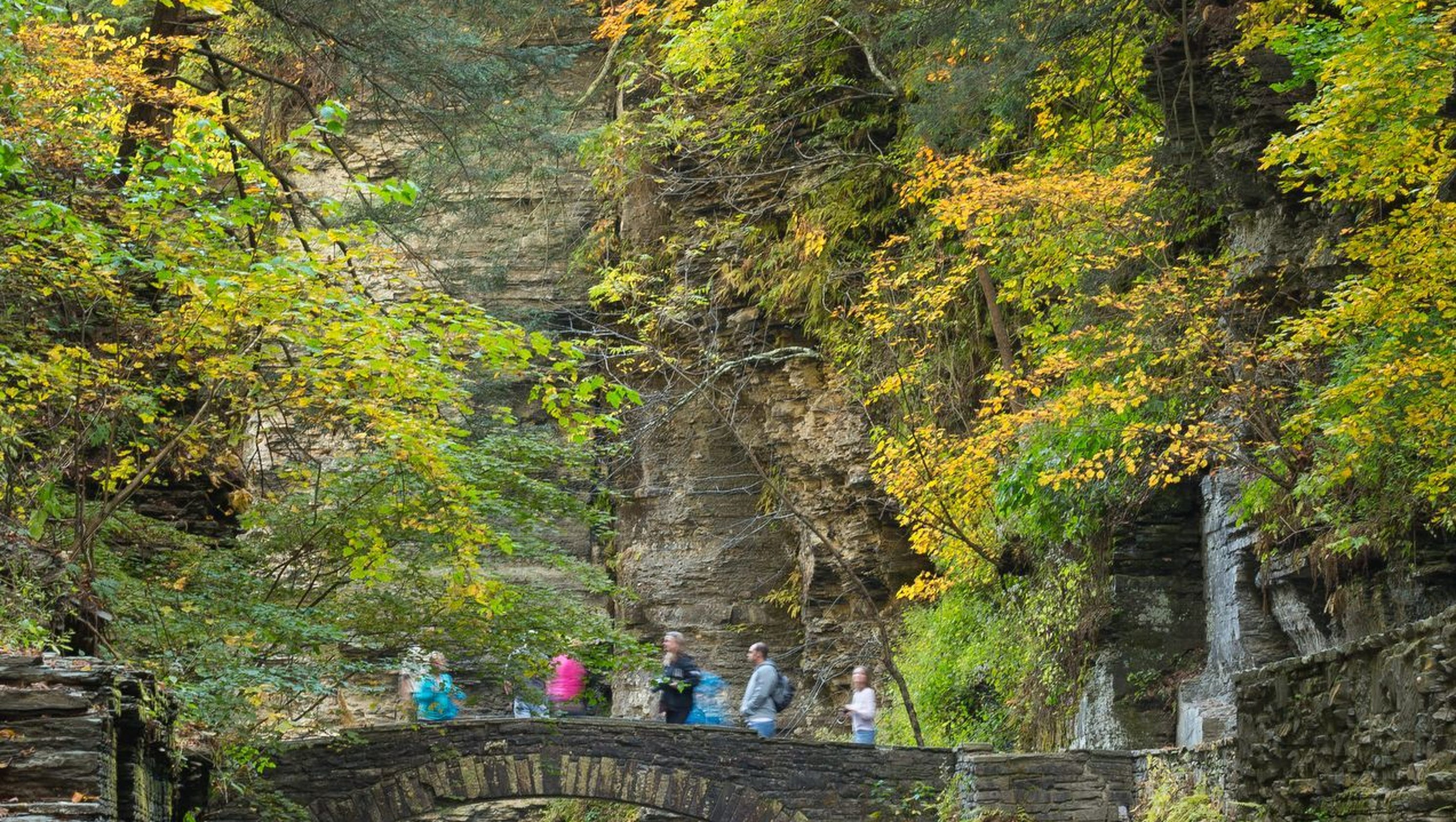 Leaf peeping: Great places for fall foliage in upstate New York