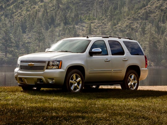 In the J.D. Power 2017 U.S. Vehicle Dependability Study, the 2014 Chevrolet Tahoe finished first in the Large SUV category.