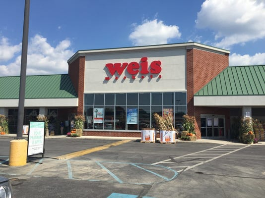 This Weis Market, formerly a Nell's Schur-fine Market, is scheduled to open Sunday, Sept. 20.