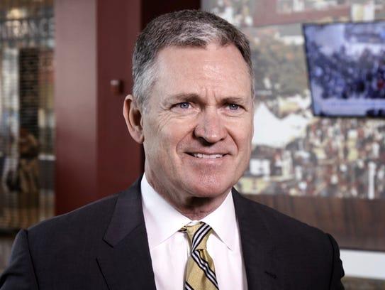 Rod Alberts, executive director of Detroit Auto Dealers