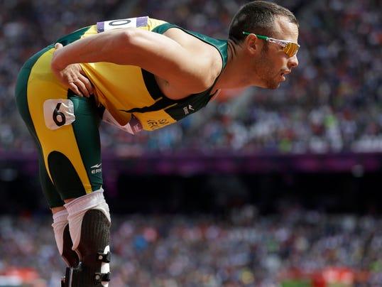 AP South Africa Pistorius Trial-Evidence
