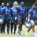 Observations from Day 2 of Detroit Lions minicamp