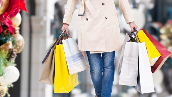 Millions of Americans have finished their holiday shopping weeks ahead of the traditional shop-til-you-drop period.