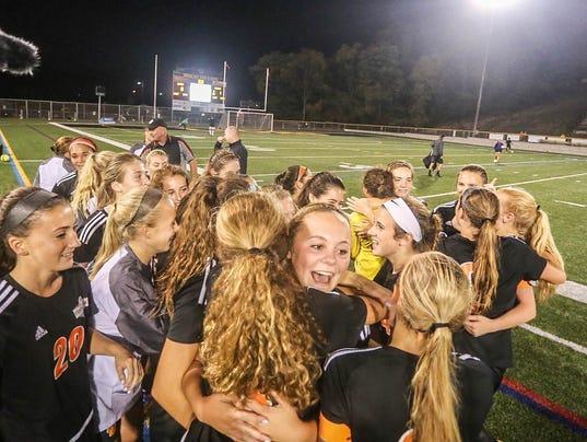 Central York girls' soccer