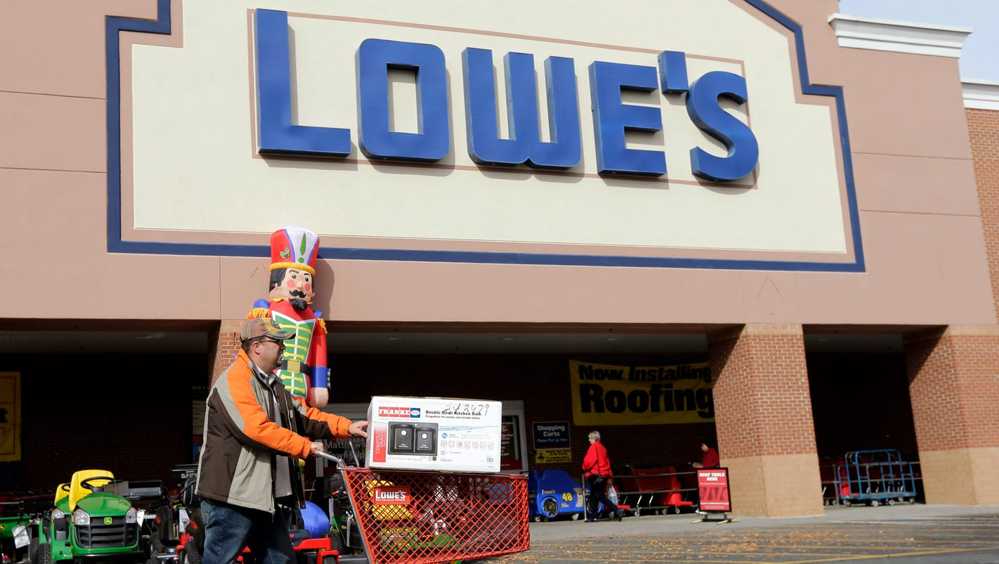 Lowes Stock Quote Why Lowe's Didn't Do As Well As Home Depot