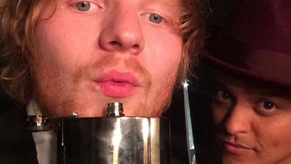 Drink deep, my Ed.
