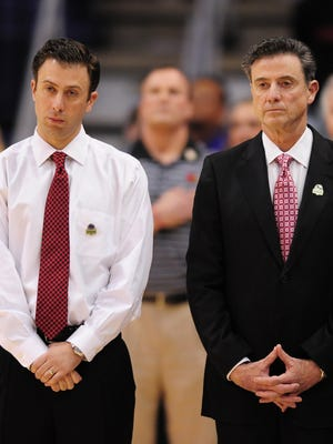 Richard and Rick Pitino discussed their Minnesota and Louisville teams possibly matching up with each other.