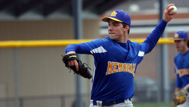 Catholic Memorial ace Ben Dragani struck out 14 hitters in a shutout victory over Beaver Dam last week. Dragani has not allowed a run in 25 innings this season.