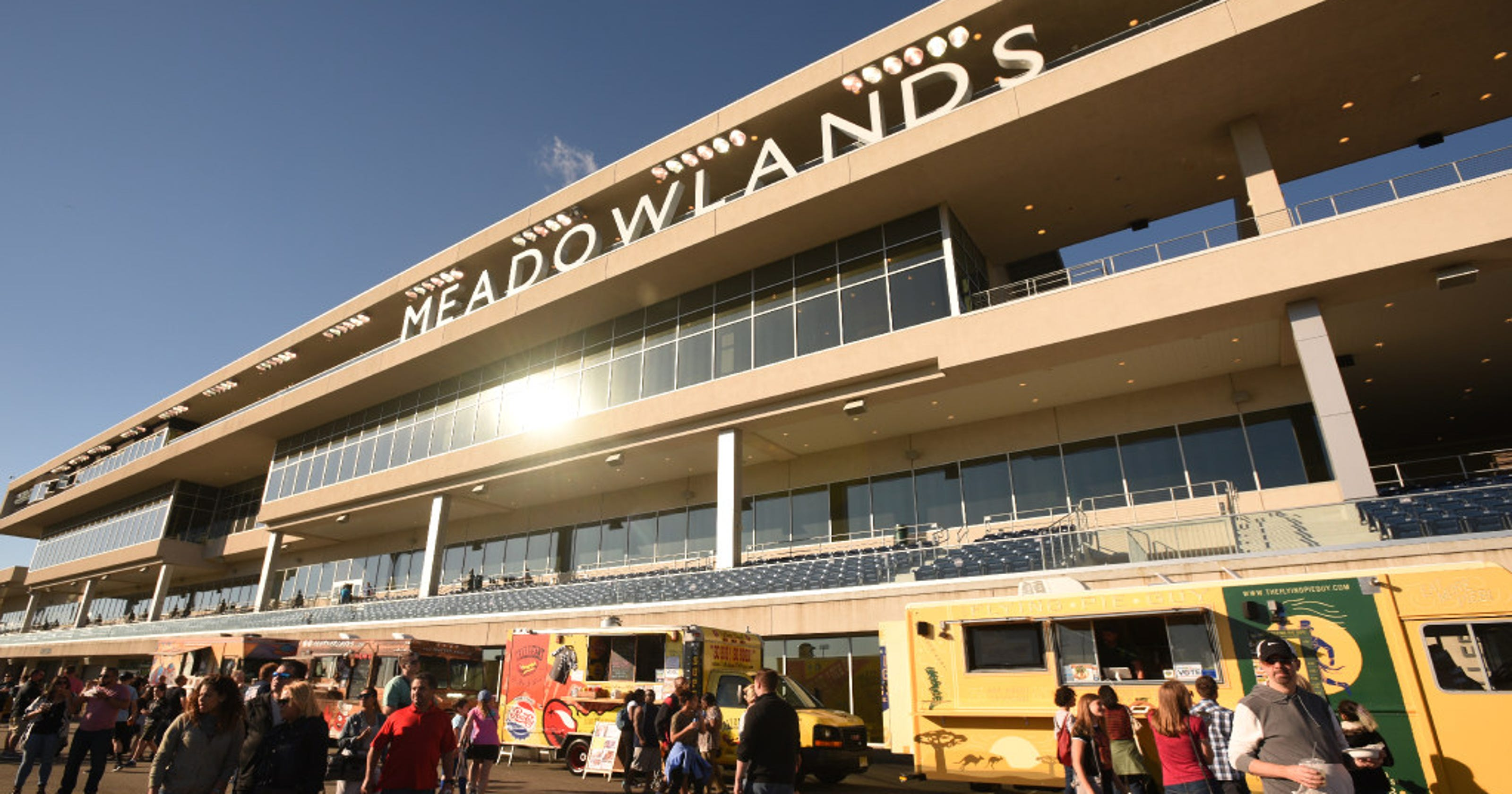 The Meadowlands Racetrack