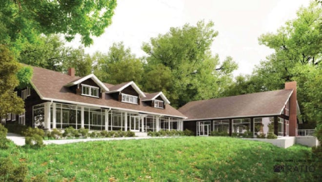 Conner Prairie and the Ritz Charles will pour $3 million into the renovation of the historic Chinese House on the museum grounds and the construction of an adjoining event space called The Bluffs at Conner Prairie.