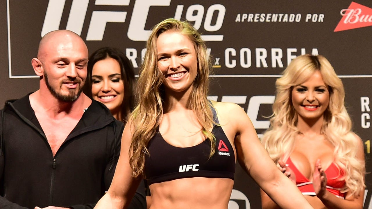 Is Ronda Rousey or Conor McGregor UFC's biggest star?