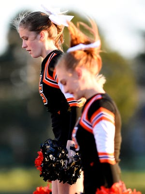 The York Suburban School District has a lot to cheer about in the latest state test results. Dawn J. Sagert photo