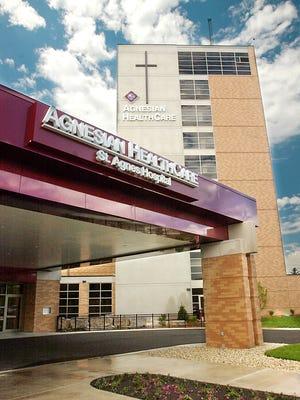 St. Agnes Hospital, Agnesian HealthCare, 430 E. Division St., Fond du Lac