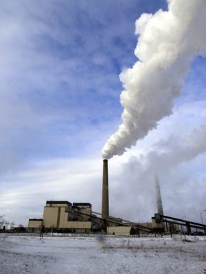 Two of three coal-fire burners at Xcel Energy's Sherco power plant in Becker are scheduled to be shuttered by 2026.