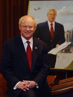 2003 - Former Louisville Mayor David Armstrong.