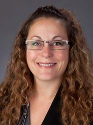 Nadia Powell, new Hospice El Paso board member.