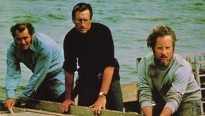 """In celebration of the 40th anniversary of """"Jaws,"""" actor Richard Dreyfuss will discuss his experiences making the film before a screening at The Maritime Aquarium."""
