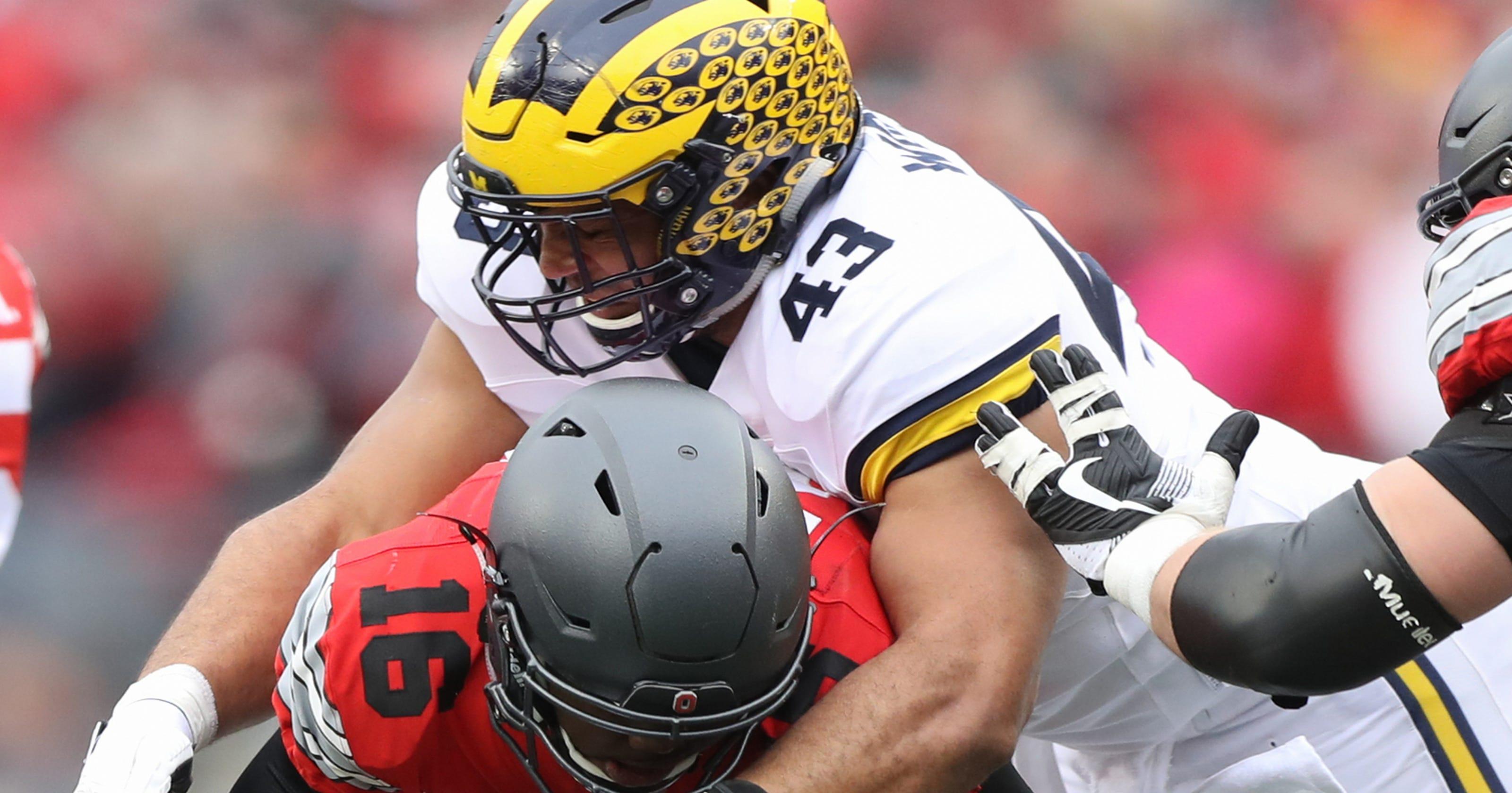 779fd50e6429 Game recap: Michigan loses heartbreaker to Ohio State in 2 OTs