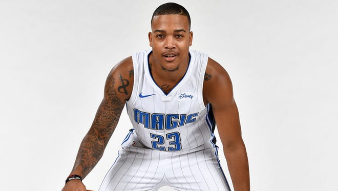 Troy Caupain spent last season with the Lakeland Magic of the NBA G League. The former UC Bearcats guard is averaging 12.0 points in NBA Summer League play.