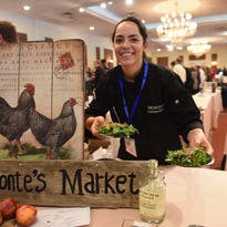 """Dafna Mizrahi, chef-owner of Monte's Local Kitchen and Tap Room in Amenia, will compete on Food Network's """"Chopped."""""""