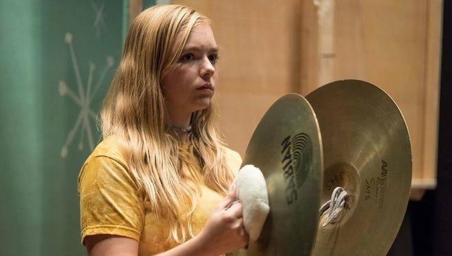 """Elsa Fisher stars in the new comedy-drama """"Eighth Grade,"""" opening Friday."""