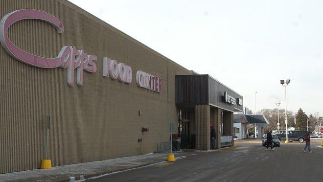 Copps Food Center in Wisconsin Rapids.