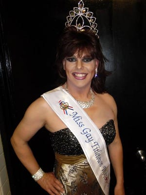 Lexi Starr (Joshua Hammes) won Miss Gay Titletown 2015 and will compete for Miss Gay Wisconsin 2016 in October.