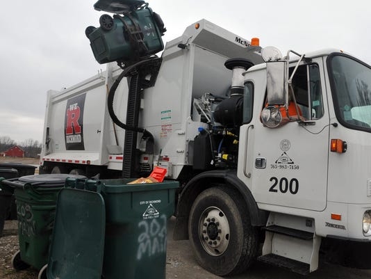 Richmond Sanitary District new trucks