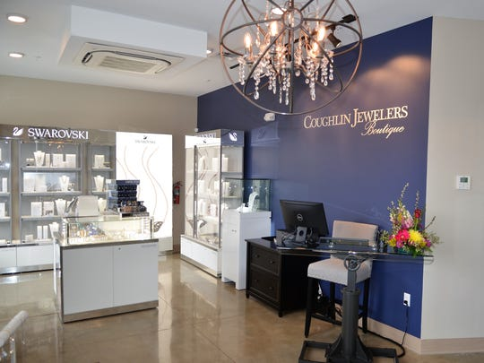 Coughlin Jewelers Boutique maintains a new location on the first floor of the Inn on Water Street in Marine City.