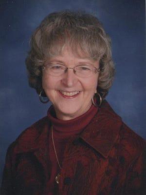 Joyce Deveney of the Larimer County League of Women Voters.