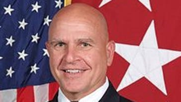 Trump appoints Lt. Gen. H.R. McMaster his new national security adviser