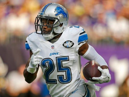 NFL: Detroit Lions at Minnesota Vikings
