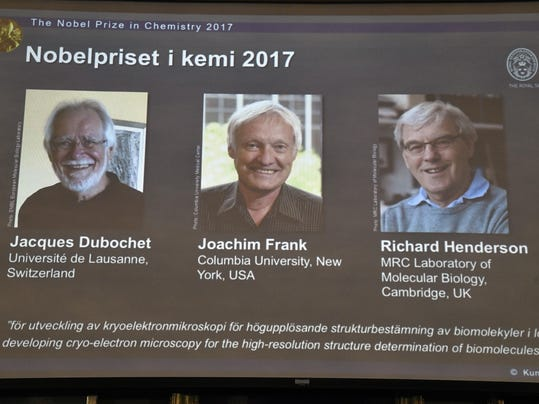 Sweden Nobel Chemistry